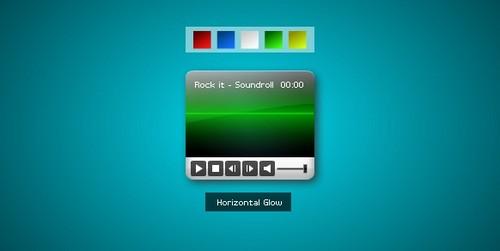 RV Compact MP3 Player - Sound Spectrum