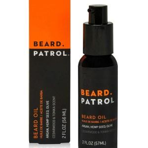 huile à barbe Beard patrol