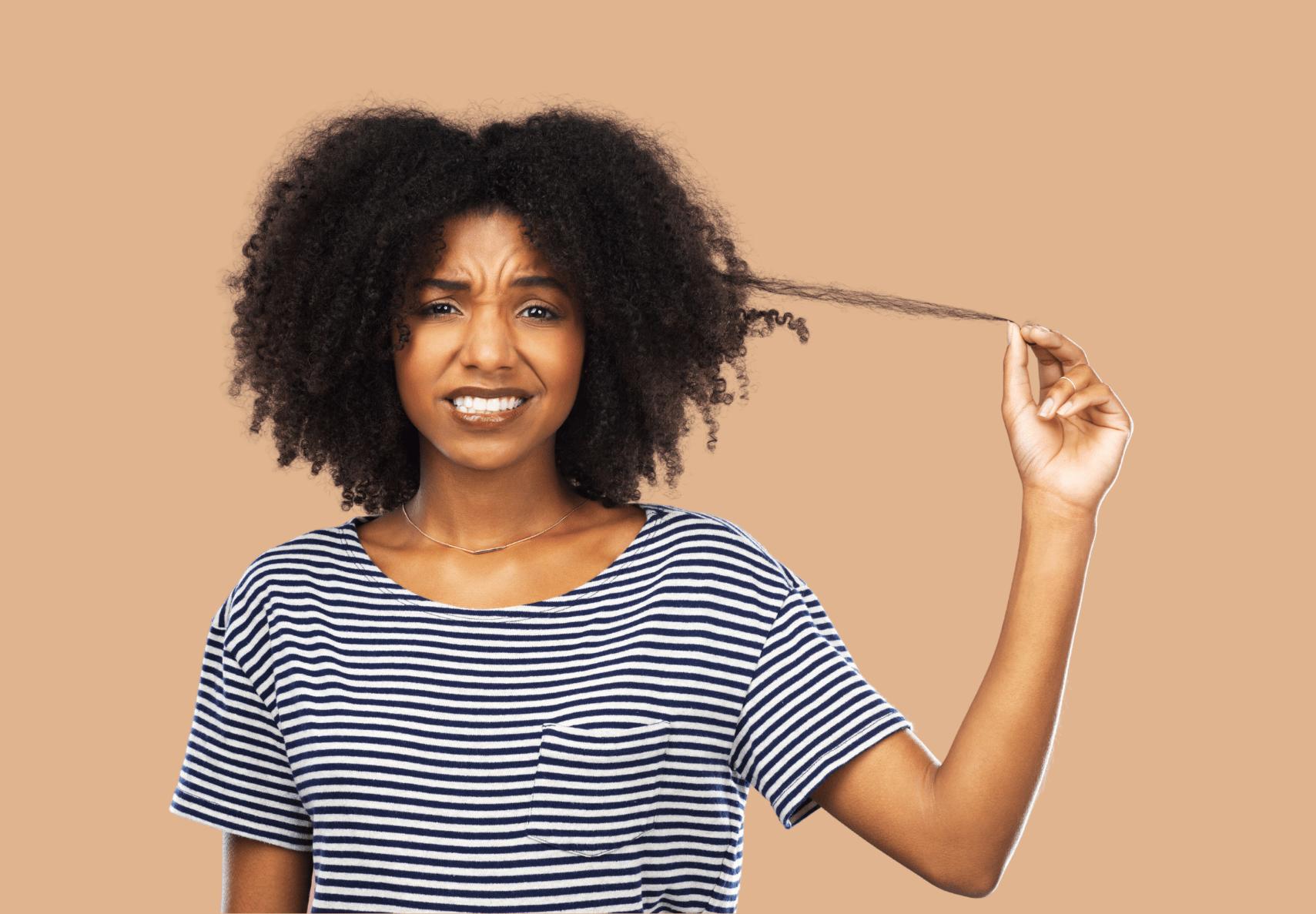 La porosité des cheveux et les soins à utiliser.