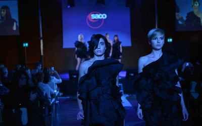 A SACO Magyarországon – Hair-Line VIP bemutató a Boscolóban.