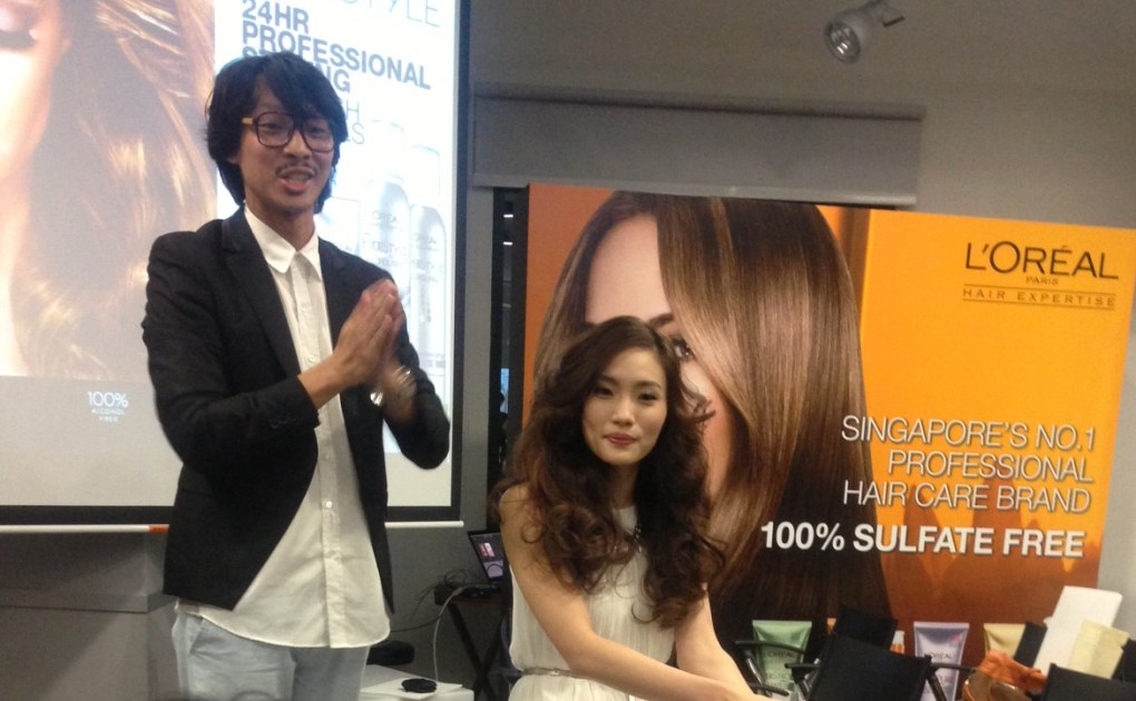 loreal hairloom velda tan