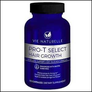 Hair Loss Dht Blocker Natural Supplement