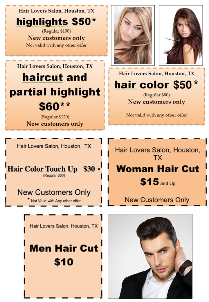 Hair Cuttery Color Promotion Coloringsite