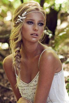 Acconciature sposa: l'hair trend delle trecce!
