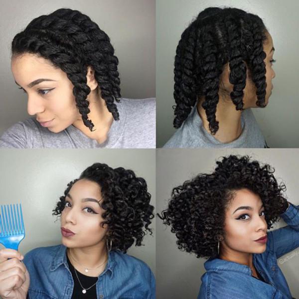 New Twist Hairstyles for Natural Hair Pics | Dr Hair, Hairscut ...