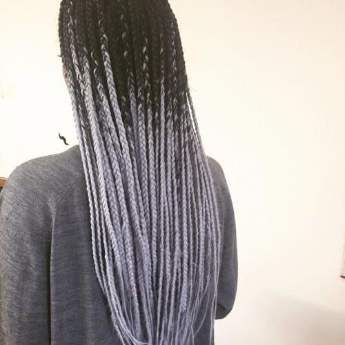 50 Glamorous Ways To Rock Box Braids Hair Motive Hair Motive