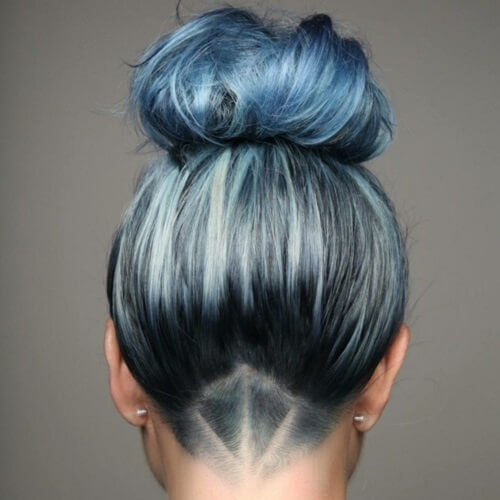 Getting a new haircut is an easy and inexpensive way to change up your look (as opposed. Undercut For Women 60 Chic And Edgy Ideas To Try Out Hair Motive