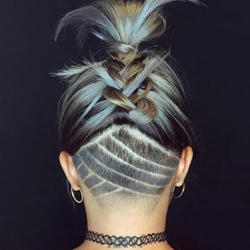 See more ideas about undercut hair designs, hair designs, undercut hairstyles. Undercut For Women 60 Chic And Edgy Ideas To Try Out Hair Motive