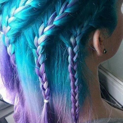 50 Fabulous Purple Hair Suggestions Hair Motive Hair Motive