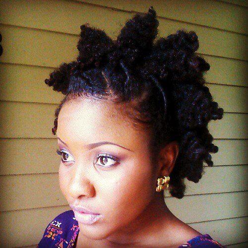 50 Beautiful Bantu Knots Ideas For Inspiration Hair