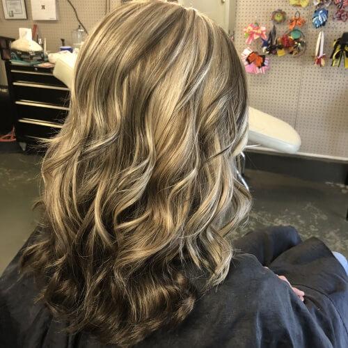 Brown Hair With Blonde Highlights 55 Charming Ideas Hair
