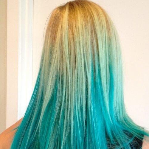 50 Teal Hair Color Ideas For Everyone Hair Motive Hair