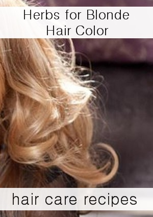 Homemade Hair Color Dye RecipesHow To Color And Add