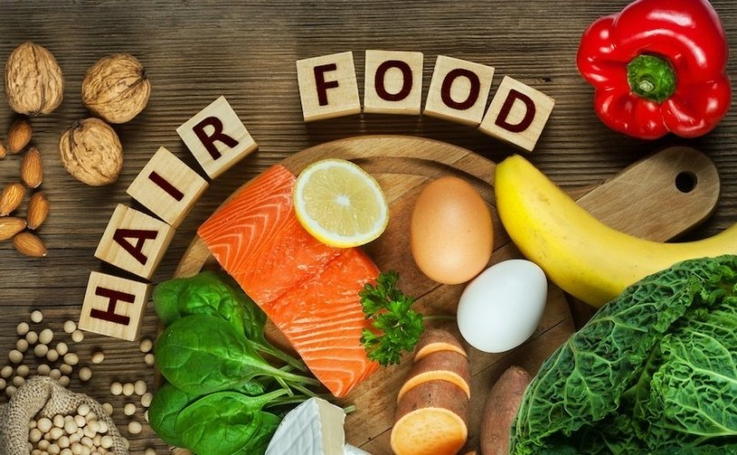 Good Food For Healthy Strong Hair