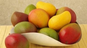 Mango for healthy hair