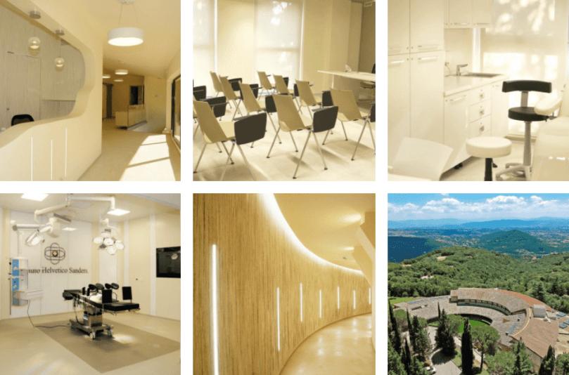 Hair Clinic in Italy