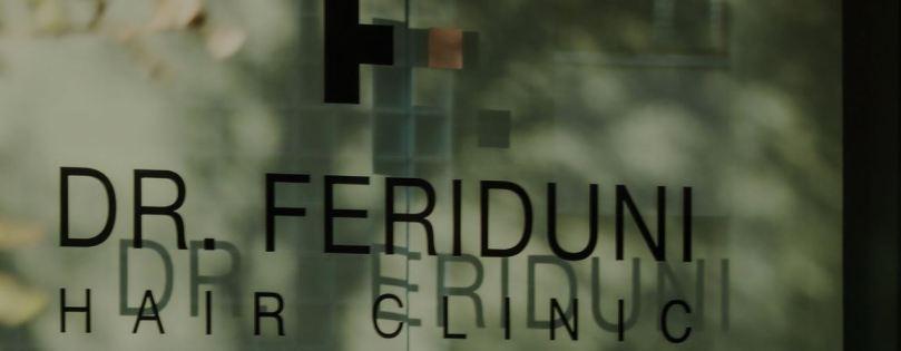 Dr Feriduni hair clinic