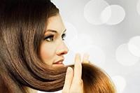 Laminação do cabelo