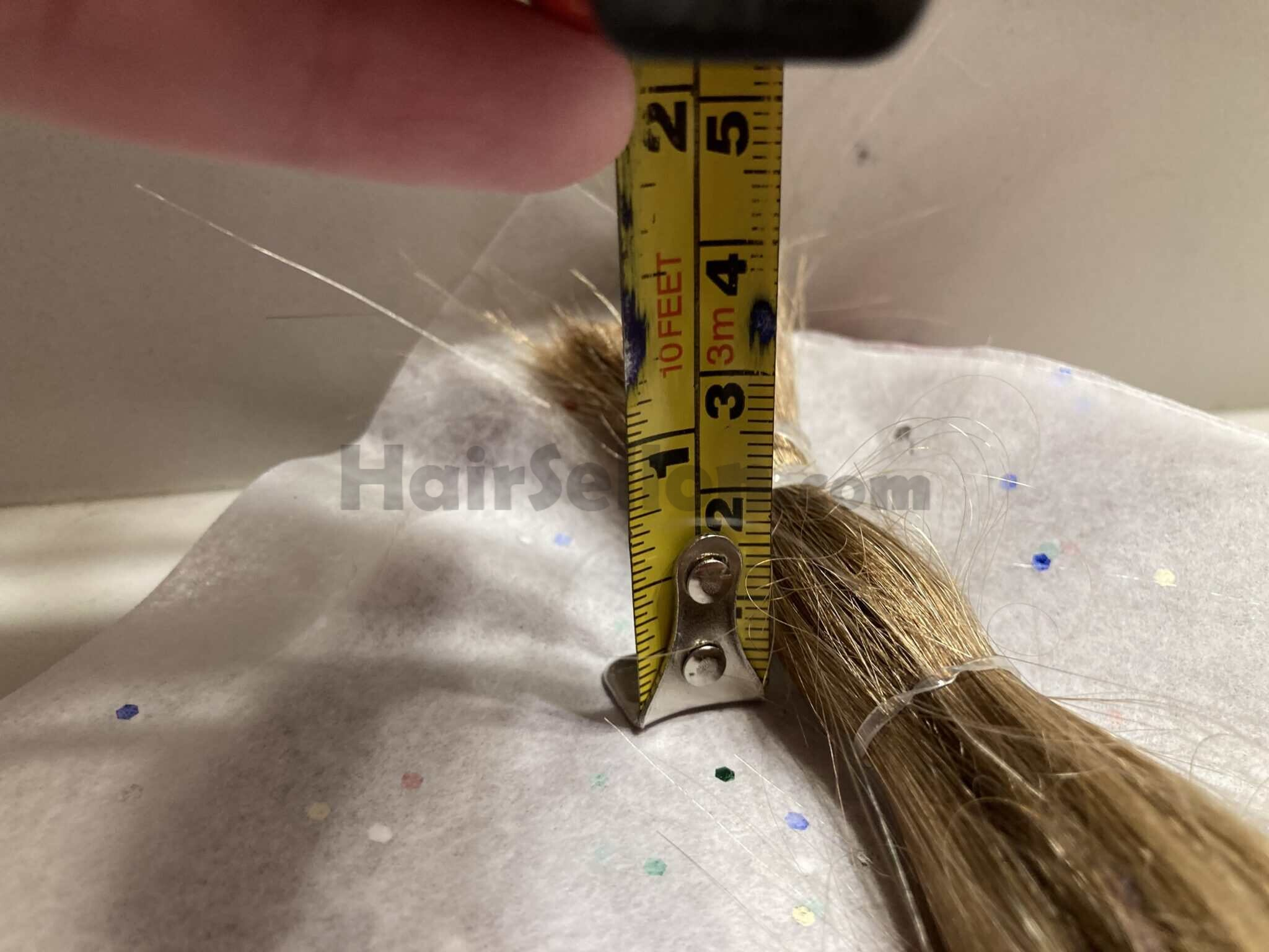Angle 2 of thickness 1.5 inches