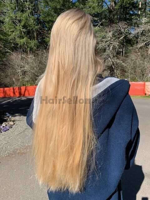 My hair 4