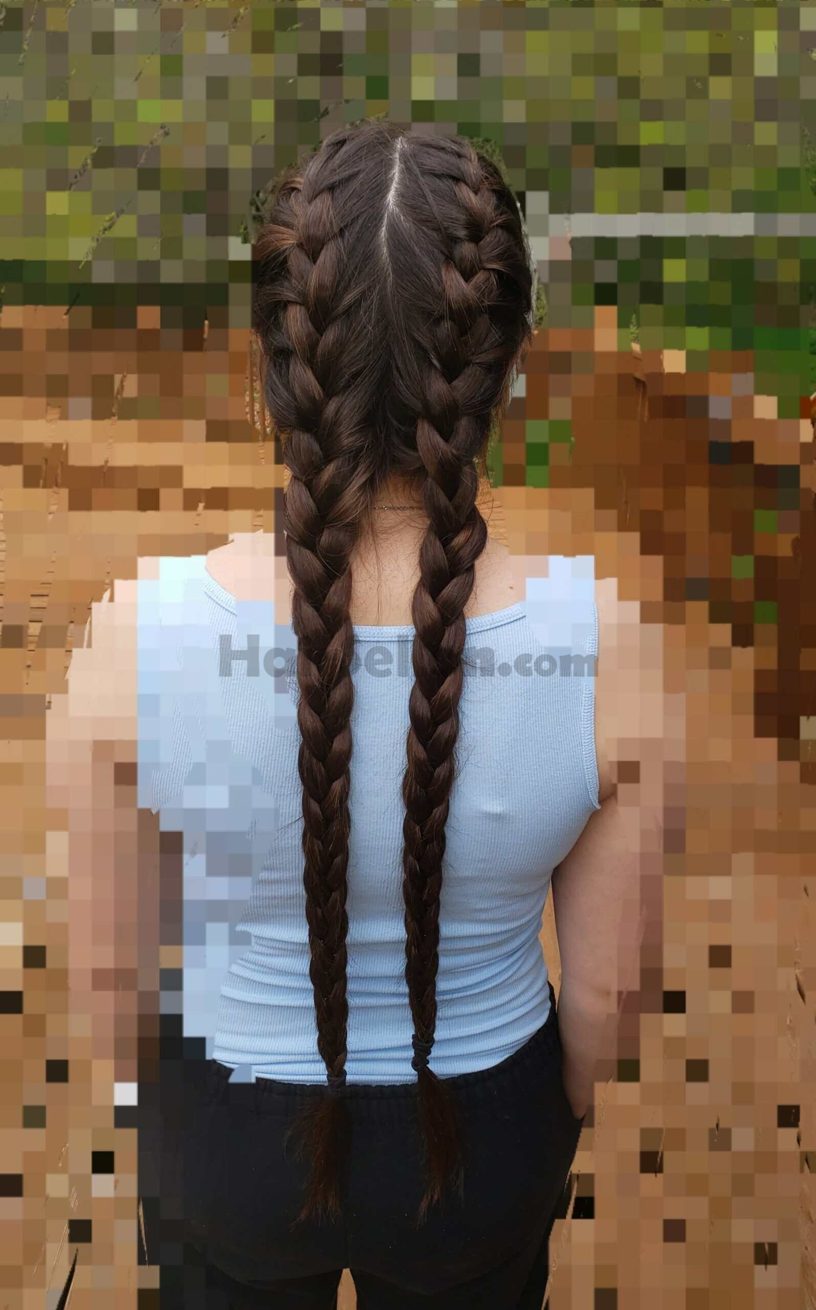 hair in braids-min