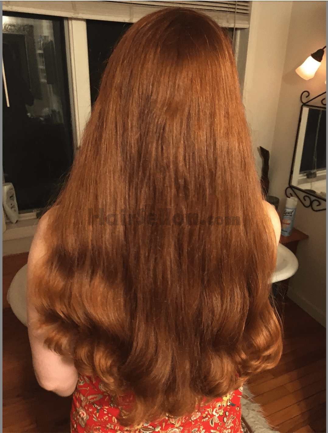 Brushed out