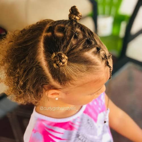 CROSSED PROTECTIVE BACK HAIRSTYLE