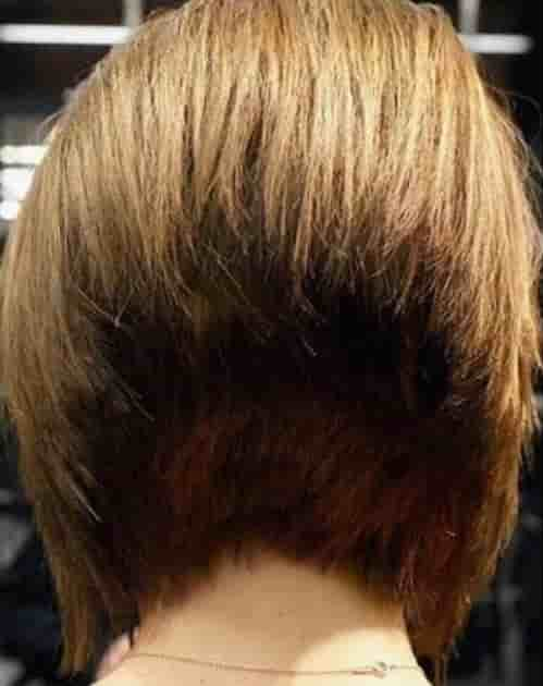 SPEAK TO THE MANAGER HAIRCUT BACK VIEW