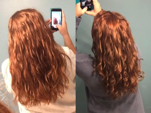 240 DAYS CURLY GIRL TRANSFORMATION