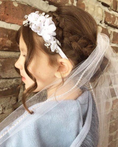 Downdo Crown Braid Hairstyle