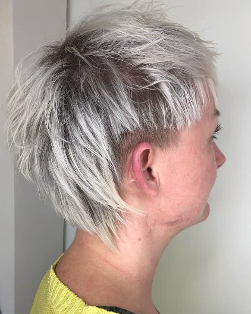 Faux-Muller Over Haircut