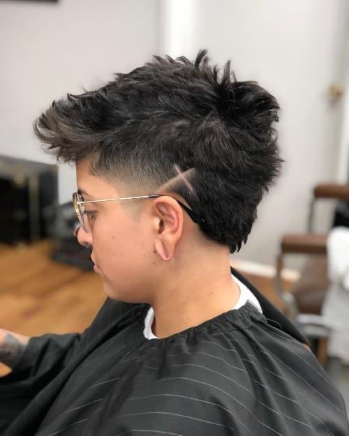 Temp Fade Haircut
