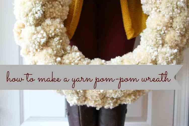 Get Your POM POM on ~ 14 EASY DIY Projects You'll Want to Start Right Now