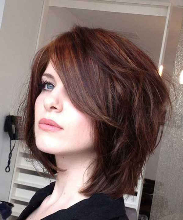 30 Trendy Hairstyles And Haircuts For Round Face January