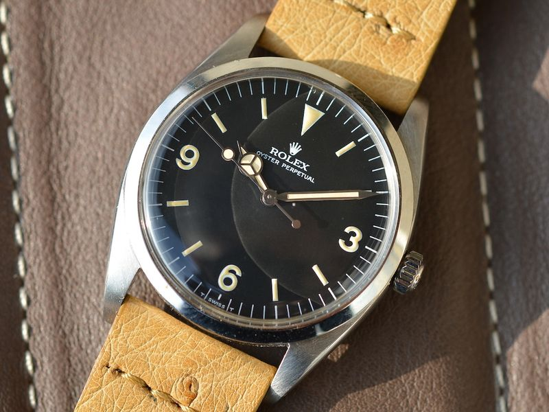 Rolex-5504-Air-King-Explorer-Dial