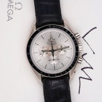 Scarce Speedmaster: White Gold Apollo XI 3692.30