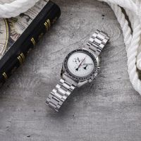 Space Coconut: Omega Speedmaster Alaska Project