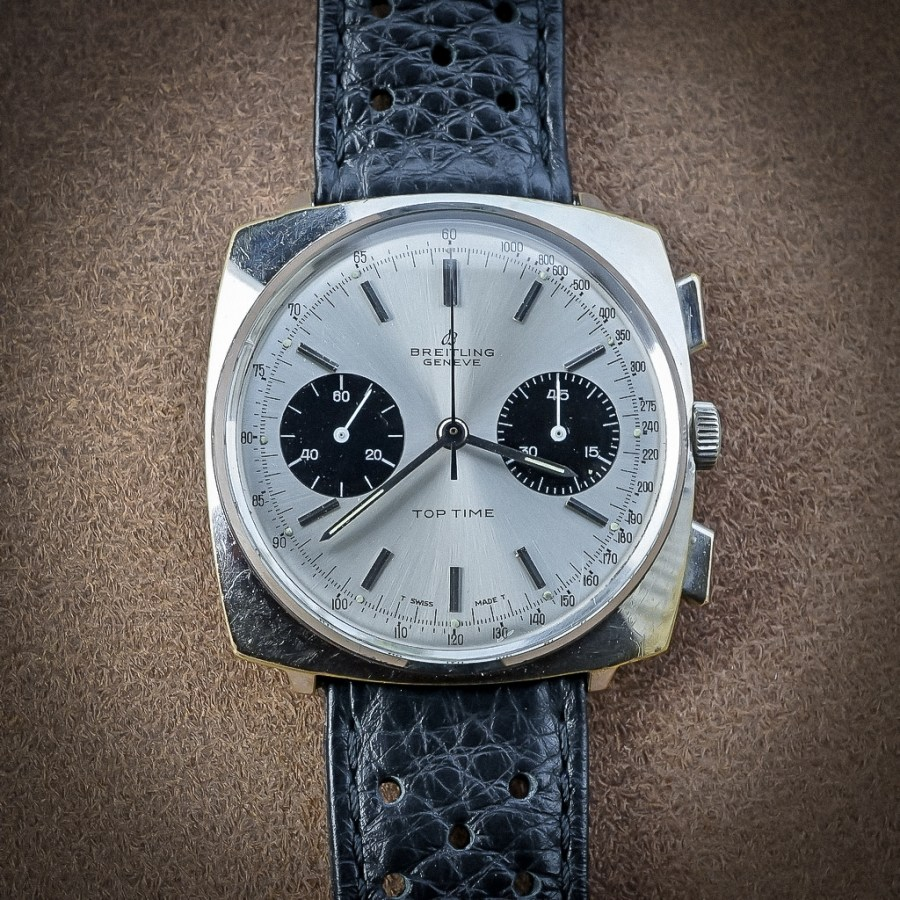 Breitling-Top-Time-Valjoux-7730