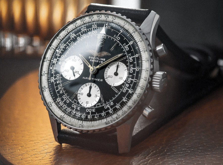 Breitling-Navitimer-806-Iraqi-Air-Force-Issued