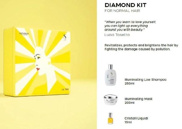 Alfaparf Diamond kit