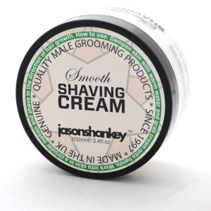 Jason Shankey Shaving Cream 100ml