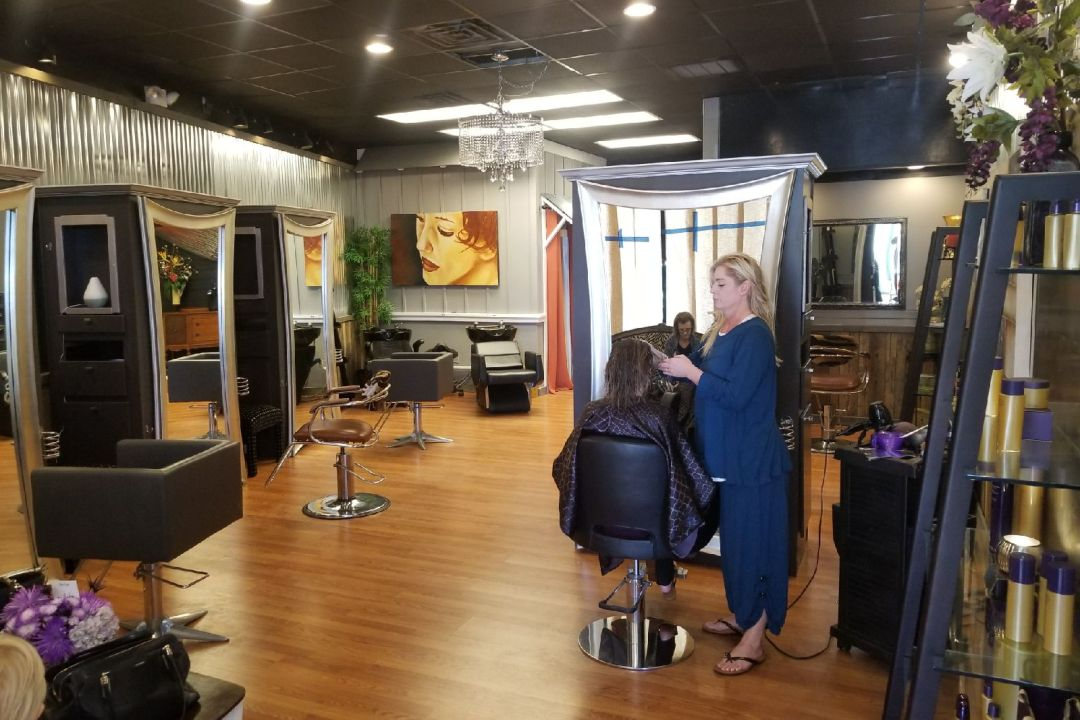 Welcome To Our New Hair Studio