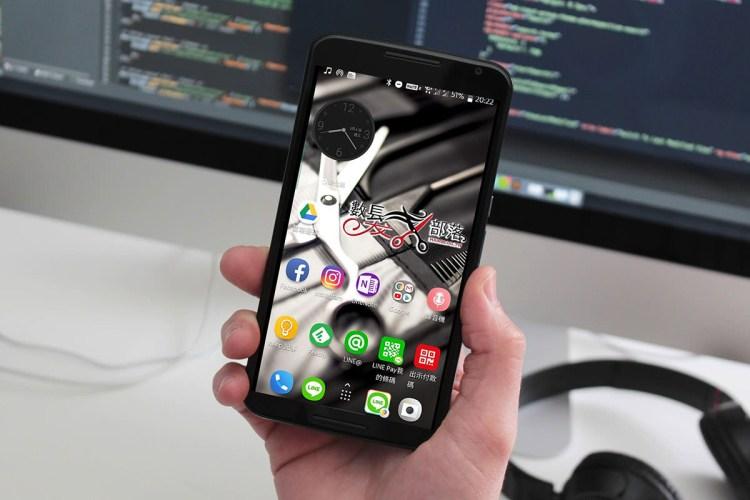 Android上同時登入兩個LINE帳號無法註冊解決方案