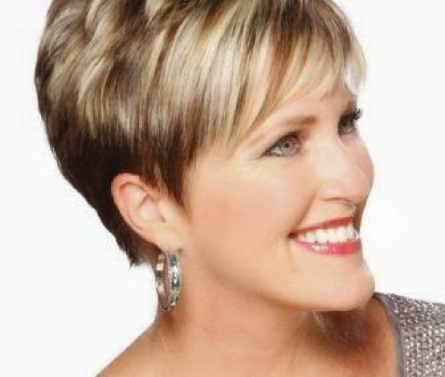 Short Hairstyles For Women Age   Min