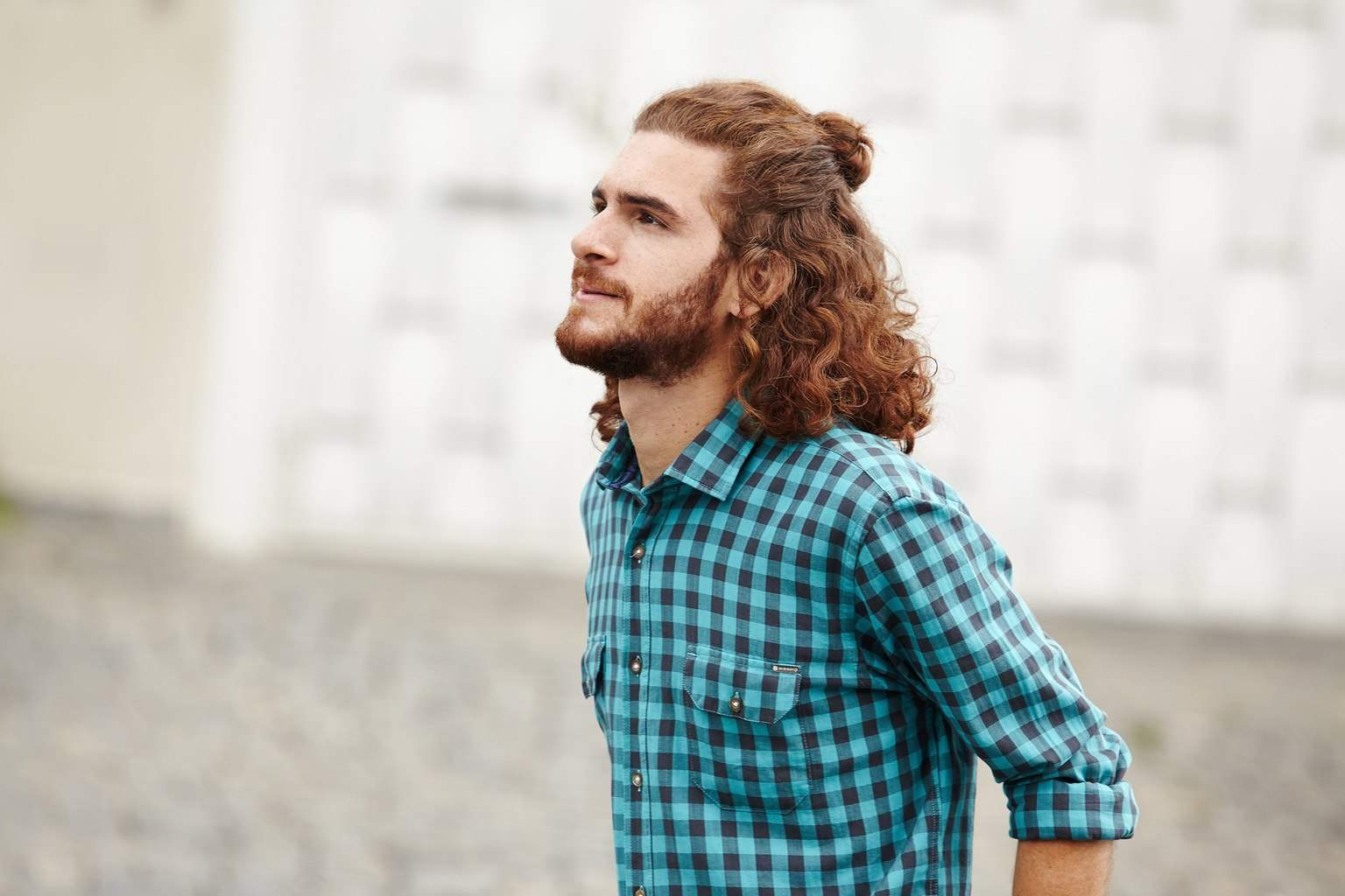 12 Exquisite Top Knot Styles For Men With Class 2018