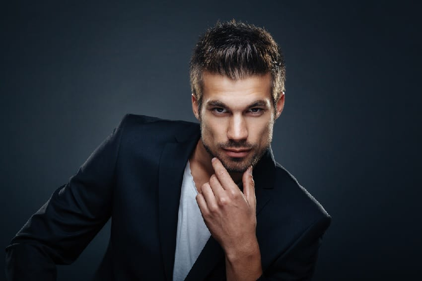 8 Best Hairstyles For Long Face Men HairstyleCamp