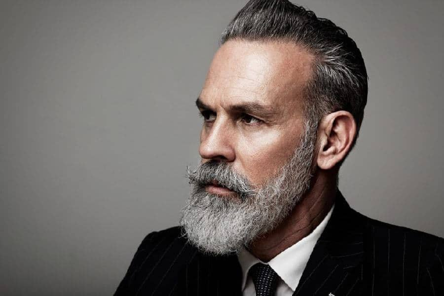 Older Men Mens Long Hairstyles Over 50 Years Old - 15 Cool