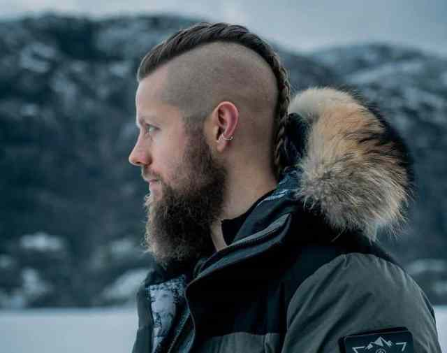 20 retro-chic viking hairstyles for men – hairstyle camp
