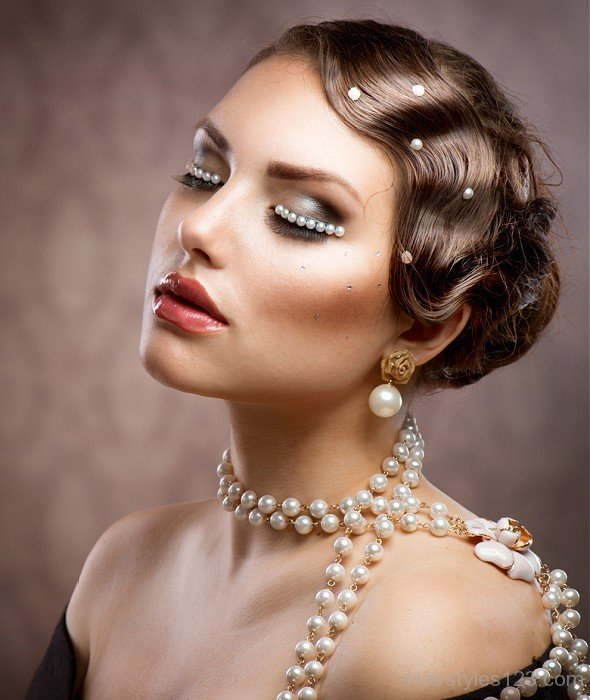 Best 25 Roaring 20s Hair Ideas On Pinterest Flapper Hairstyles Inside Most Up To