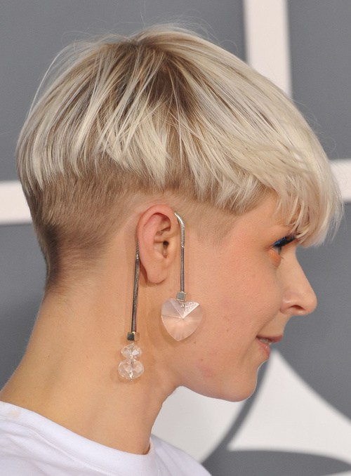 Image Result For Short Undercut Hairstyles